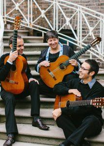 Sunday Concert: Avanti Guitar Trio