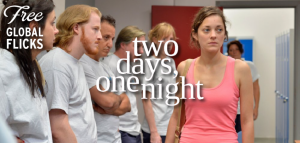 Global Flicks: Two Days, One Night (Belgium)