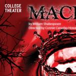 College Theater: Macbeth
