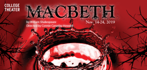 College Theater: Macbeth
