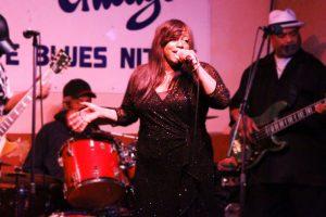 Demetria Taylor:A Tribute to Aretha Franklin