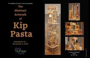 Arts DuPage Month Program--Art Talk with Kip Pasta