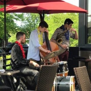 Aaron Zachary Trio EVERY Friday