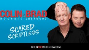 "Colin Mochrie and Brad Sherwood ""Scared Scriptless..."