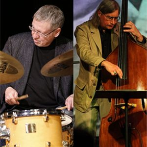 An Evening with Jazz Bassist Kelly Sill and Drumme...