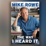 Mike Rowe with Rick Kogan