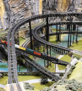 Model Railroad Madness