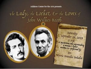 Lady of the Locket: A One Woman Play