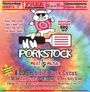 Glen Ellyn Backyard BBQ: Porkstock - Meat & Mu...