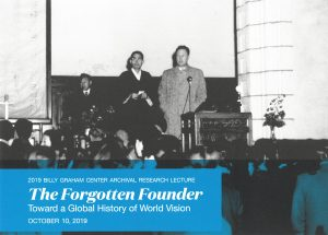 The Forgotten Founder: Toward a New Global History of World Vision