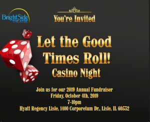 BrightSide Theatre 2019 Benefit: Let the Good Time...