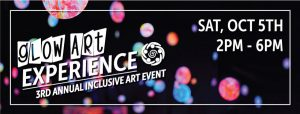 3rd Annual Glow Art Experience