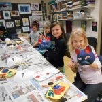 Family Art Workshops!