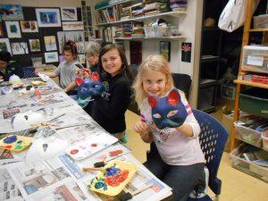 Family Art Workshops!