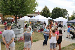 Art on the Prairie Fine Arts & Music Festival