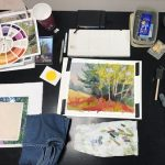 Fall Landscapes in Pastel with Laverne Bohlin