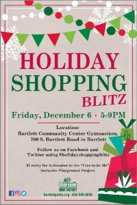 Bartlett Park Dsitrict - 6th Annual Holiday Shoppi...