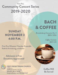 Bach and Coffee