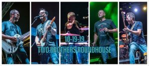 Roundhouse Bands – Red Woody (Reunion Show)