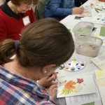 Beginner's Nature Art Workshop: Fall Leaves in Watercolor