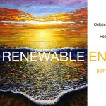 Live Painting and Solo Exhibit Renewable Energy by Ken Reif at EAG Gallery