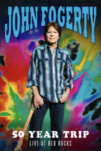 John Fogerty – My 50 Year Trip: Live at Red Rocks