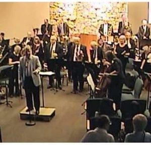 Senior Suburban Orchestra Concert