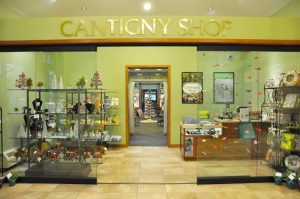 """SHOP CANTIGNY ON """"MUSEUM STORE SUNDAY"""""""