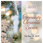 Community Christmas Service