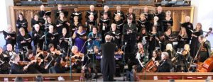"""Downers Grove Choral Society Concert """"Holiday Baro..."""
