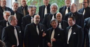 West Towns Chorus Barbershop Music Concert