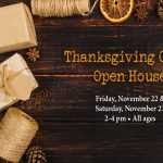 Thanksgiving Craft Open House