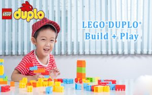 LEGO® DUPLO® Build + Play