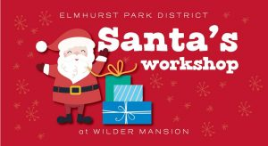 Santa's Workshop at Wilder Mansion