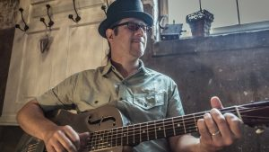 Sunday Music Matinee: Acoustic Blues and Roots Mus...