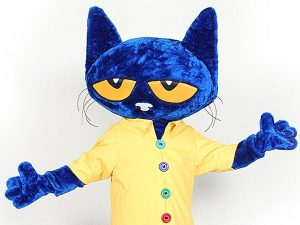 Breakfast Book Club with Pete the Cat