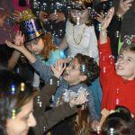 Bubble Bash: A Kid-Friendly New Year's Eve