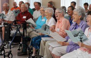 Silvertones Chorus Presents: Happy Holly Days