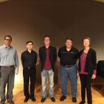 Concert Featuring 2019 College Composition Contest Winners