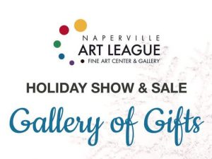 Naperville Art League's 'Gallery of Gifts' Holiday...