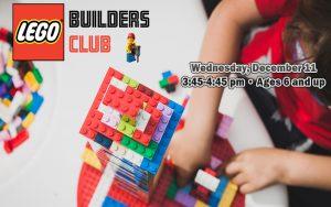 LEGO® Builders Club