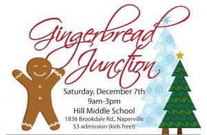 Gingerbread Junction Craft Fair
