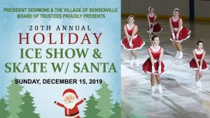Annual Ice Show & Skate with Santa