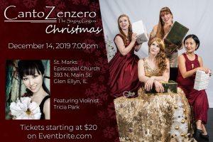 Canto Zenzero Christmas