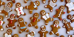 Gingerbread Cookie Making Class