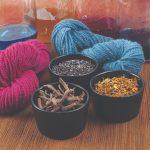 Illinois Prairies Weavers Features Dagmar Klos: Dyeing 101