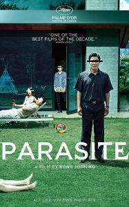 After Hours Film Society Presents Parasite