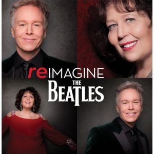 """Beckie Menzie & Tom Michael """"re-Imagine the Be..."""
