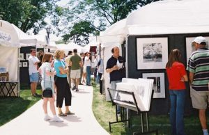 Call to Artists: 47th Annual Hinsdale Fine Arts Festival