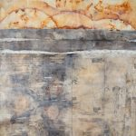 Art Demonstration: Encaustic Collage